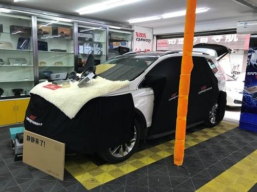 重庆车改坊倡导:改装升级让每一台福特锐界的汽车音响变得更好