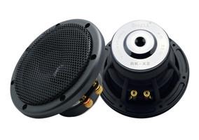 霸克RK-X2两分频喇叭